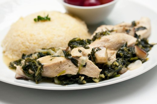 9. Mushroom and Parsley Chicken