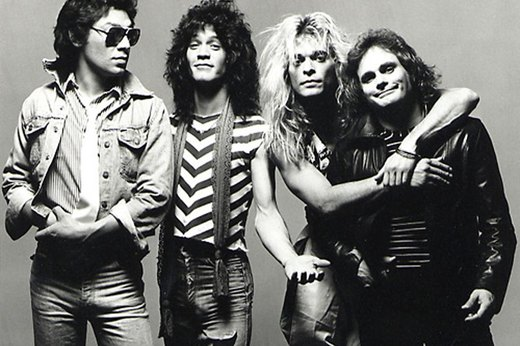 9. Hot For Teacher - Van Halen