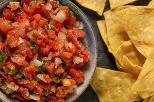 5. Chips and Salsa