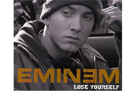 "8. ""Lose Yourself"" by Eminem"