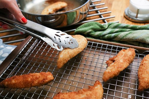 "7. ""Flash-Fry"" to Get Fried Satisfaction Without Excess Calories"