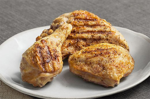 4. Kentucky Fried Chicken (KFC): Grilled Chicken Breast