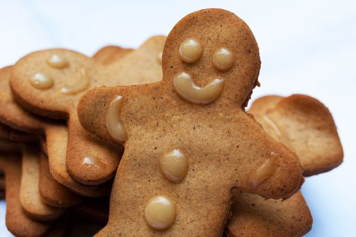 4. Gingerbread Cookies