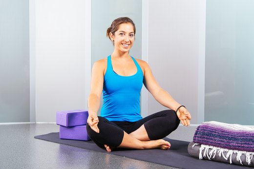 Why Restorative Yoga Is Great for Athletes