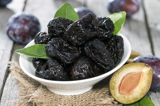 2. Snack on Prunes