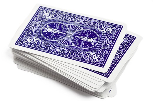 3. Deck of Cards