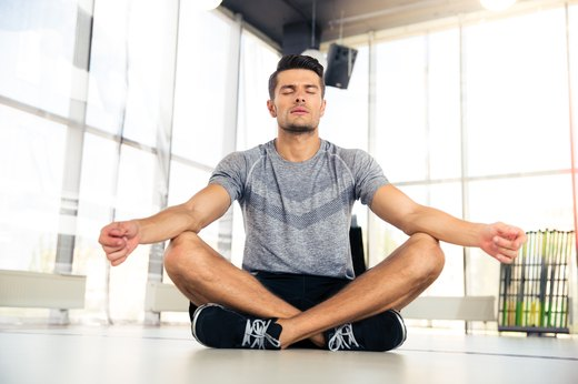 11. Yoga Teaches You to Breathe Again