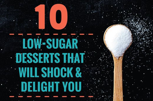 10 Low-Sugar Desserts That Will Shock and Delight You