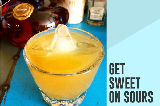 2. Cocktail: Get Sweet on Sours