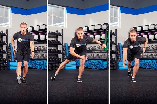 10. Three-Way Squat