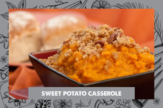 11. Sweet Potato Casserole
