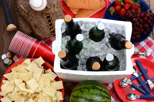 Food-Safety Tip #4: Keep Your Cooler Cold Enough