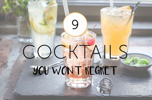 9 Unique Cocktails You Won't Regret in the Morning
