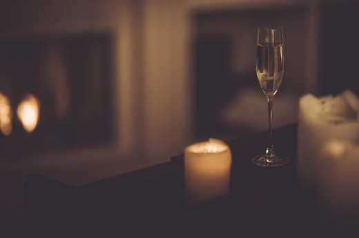 5. Make Love by (Eco-Friendly) Candlelight
