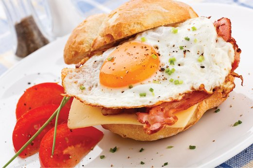 4. Breakfast Sandwich