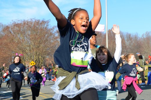 2. Girls on the Run 5K