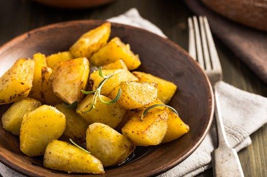 7. White Potatoes