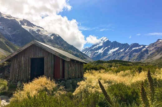 1. Hooker Valley Track, Mt. Cook, New Zealand