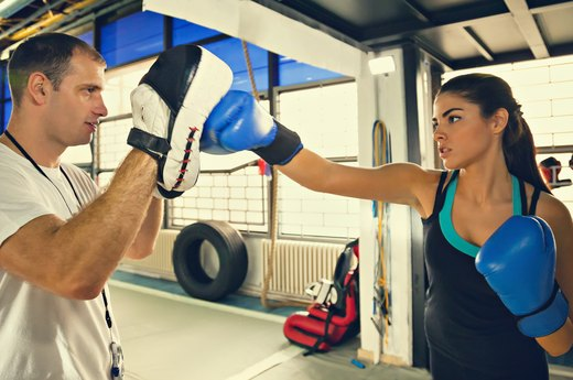 11. Check Out a Kickboxing Class