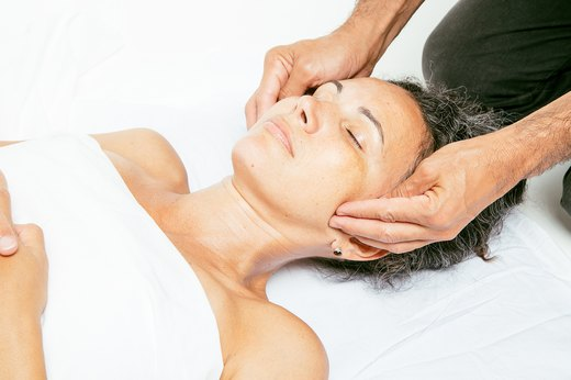 7. Relieve Tension in the Head