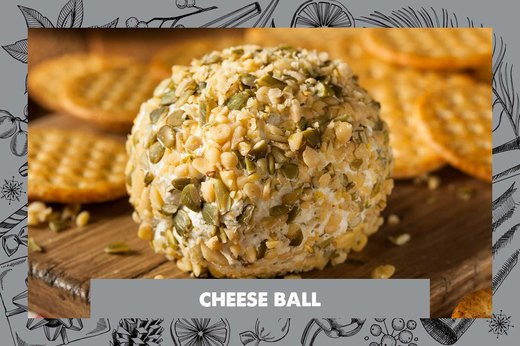 10. Cheese Ball