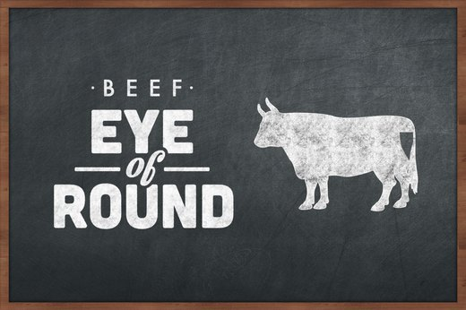 5. Beef Eye of Round