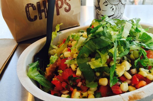 2. BEST: Chipotle