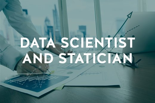 3. Data Scientist and Statician