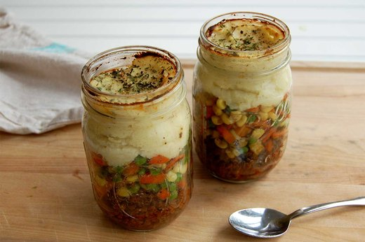 11. Shepherd's Pie in a Jar