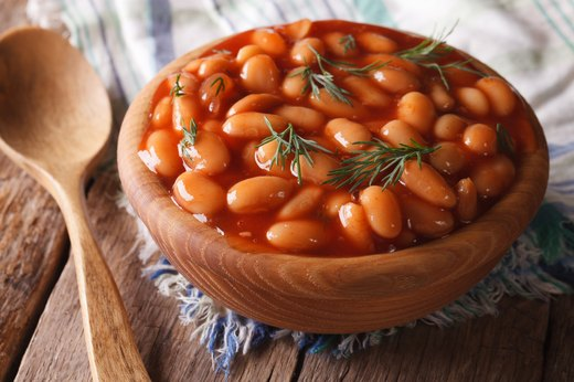 3. Baked Beans