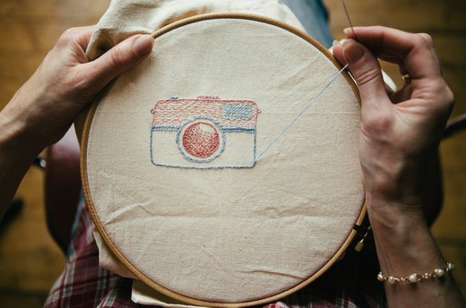 4. Embroidery