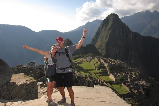 20. Inca Trail Marathon to Machu Picchu (June and August)
