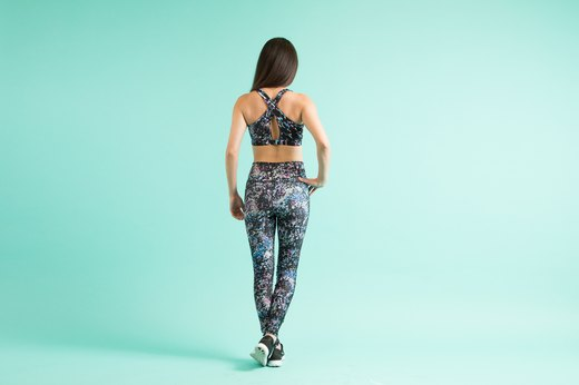 23. Fabletics Ellie Sports Bra & Salar Leggings