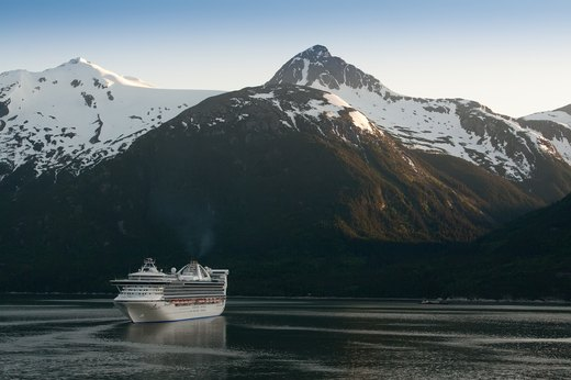 16. Take an Alaskan Cruise