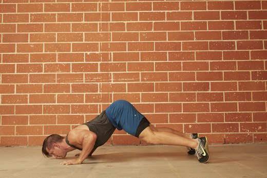 14. Divebomber Push-Up