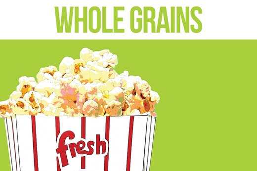 6. Whole Grains