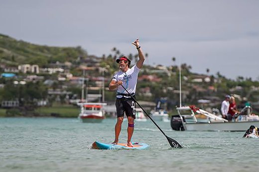 4. Molakai2Oahu Paddleboard Race