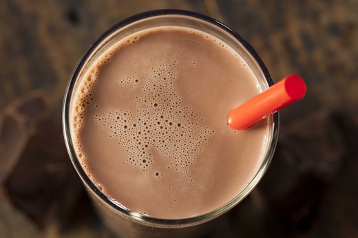 2. Chocolate Milk