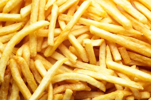 5. Worst: Fast-Food Fries