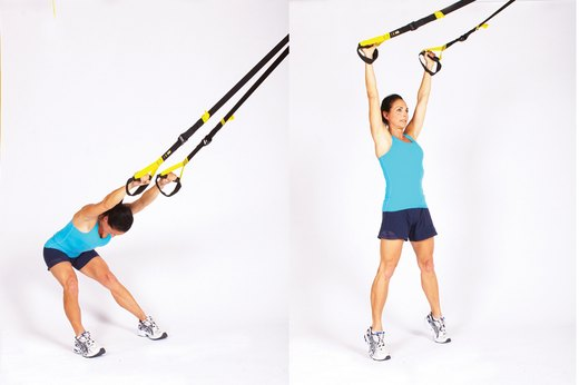 5. TRX Back Extension