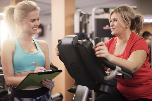5. A Trainer's Job Is to Help You Lose Weight