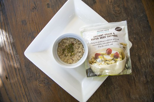 1. Ancient Grain & Super Seed Oatmeal