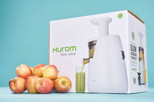 Hurom Slow Juicer Kale : 53 Healthy Holiday Gifts You ll Want to Give and Receive LIvESTRONG.COM