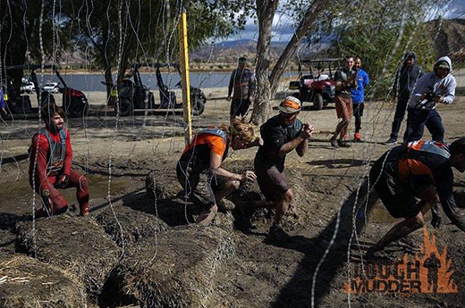 2. Tough Mudder: Electroshock Therapy