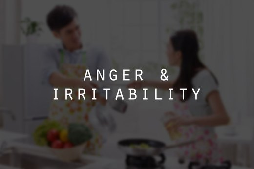 1. Anger and Irritability