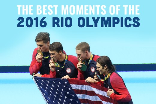 11 Best Moments of the 2016 Rio Olympics