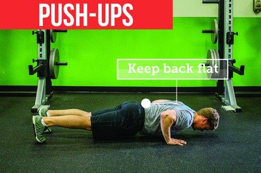 5. Push-Up