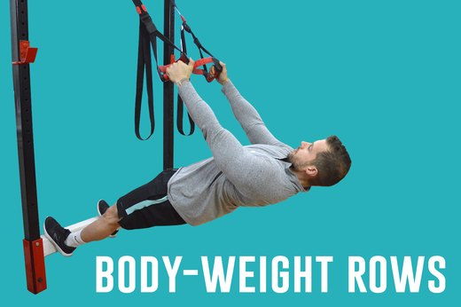 4. Body-Weight Rows