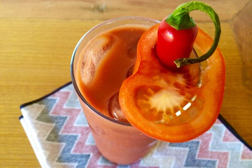 Bloody Mary Kava