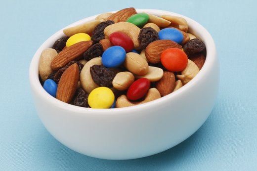 5. Store-Bought Trail Mix